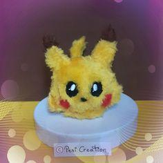 cute Pikachu Mimi Plushie Pokemon von PeziCreation auf Etsy #plushie #mimiplushie #plüschtier #etsy #handmade #handmadeplushies #stofftier #cute #cutemonster #monsterplushie #fantasycreature #pezicreation #fluffyball #wuschelball #fantasywesen #stuffedanimal #maskottchen #mascot #pikachu #pokemon #pikachuplushie #pikachuplüschtier Stuffed Animals, Fantasy Wesen, Your Favorite, Favorite Color, Pokemon, Cute Pikachu, Plushies, Hand Sewing, The Outsiders