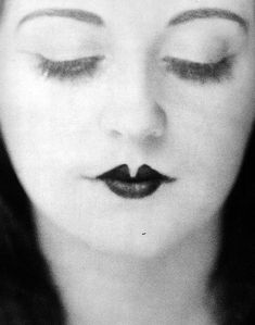 Lips, Jacques Henri Lartigue