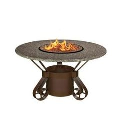 California Outdoor Concepts - 1020 - Solano - Dining Height Outdoor Fireplace * Pinterest Friends Only: Save 10% on everything on PatioProductsUSA.com with #coupon code PIN10 *