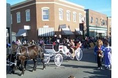 Greater Manassas Christmas Parade 2013 - Old Town Manassas Saturday, Dec 7th 10am - 12pm