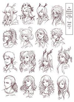 awesome SRC - Batch 3: Nikki's by ZenithOmocha on deviantART