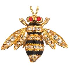 Bee Pin - Pins - Jewelry - The Met Store