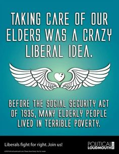 taking care of our elders ...