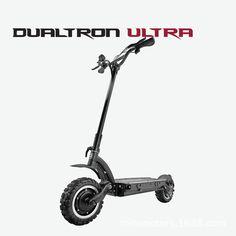 Оригинальный dualtron Ультра Два Колёса 11 дюймов складной Электрические самокаты скейтборд 60 В 35AH 2400 Вт 80 км/ч диапазон 100- 120 км двойной Двигатель