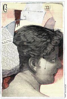 Carne ( Serie: Existencias 07 ) / Técnica mixta / 17 x 25 cm / 1997 Carne, Libros