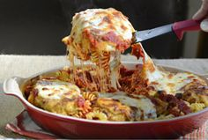 Chicken Breasts Baked With Pasta