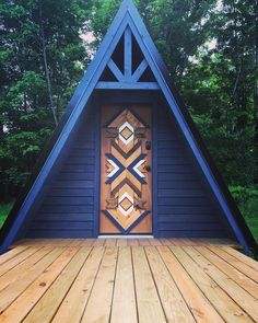 Tiny A-Frame Ready for You! —— The Swede —— ♥️Junebug Lodge —— Tiny Cabins, Tiny House Cabin, Lake Cabins, Tiny Houses, A Frame Cabin, A Frame House, Build Your Own Cabin, Craft Shed, Fairytale House
