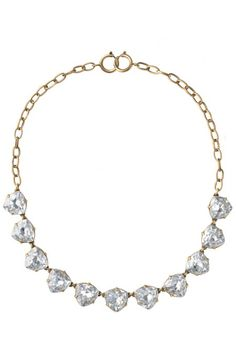 Wear alone or layer this beautiful faceted triangular glass crystal & gold necklace. Find fashion necklaces, trendy necklace & more front Stella & Dot.
