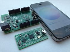Ember & Torch: Apps Meet Arduino by lava — Kickstarter. Easily control and interact with your Arduino projects from your phone, tablet, or computer.