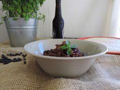 Chili con Carne. (Receta Mejicana)   Cocinando con las Chachas