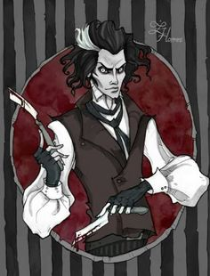 Now thats how I imagine Sweeny Todd