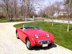 1959 AUSTIN HEALEY SPRITE Maintenance/restoration of old/vintage vehicles: the material for new cogs/casters/gears/pads could be cast polyamide which I (Cast polyamide) can produce. My contact: tatjana.alic@windowslive.com
