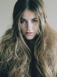 LOVE the long hair!!!