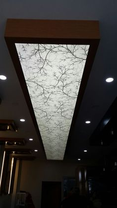Living Room Partition Design, Ceiling Design Living Room, False Ceiling Living Room, Home Ceiling, Ceiling Lights, Pop Design, Glass Design, Wall Design, Barrisol Ceiling