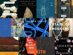 November Bookmarks: 13 New Books by Asian Diasporic Writers :http://aaww.org/november-bookmarks-2017/