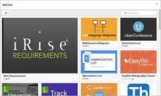 Move over Chrome, Google Docs has add-ons now too via Endgadget