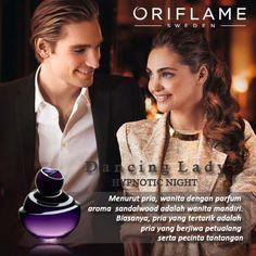 kalo kamu suka pake parfum Dancing Lady Hypnotic Night Eau de Toilette, kata cowok sih kamu adalah wanita mandiri!