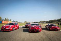 Alfa Romeo Driving Day at Varano Circuit - Part 2 Driving Courses, Alfa Alfa, Alfa Romeo, Circuit, Passion, Products, Cars, Autos, Gadget
