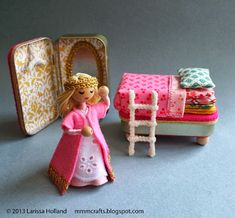 mmmcrafts: Wee Princess Pea pattern is available!