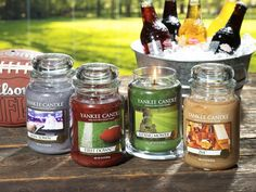 Smells like lawn mower? New manly-scented candles