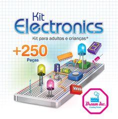 kit de eletrônica