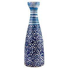 Vase Centerpieces, Vases Decor, Pottery Vase, Ceramic Pottery, Decorative Items, Decorative Pillows, Plastic Vase, Christmas Candle Holders, Batik Pattern