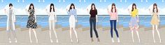 Han Hyo Joo's Style in W - Two Worlds
