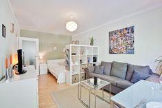 Stylish Apartment Studio Design