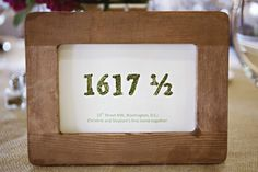 Cute Washington DC Summer Wedding Reception Wood Table Sign Christine + Stephens Fun and Creative Summer Wedding in Maryland Wedding Table Names, Seating Plan Wedding, Wedding Name, Wedding Themes, Wedding Reception, Our Wedding, Wedding Ideas, Seating Plans, Wedding Spot
