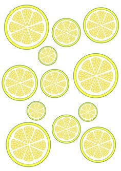 Lemon, Lime, and Orange Free Printables - Paper Craft Ideas Paper Craft Making, Diy Paper, Paper Crafting, Crafts To Make, Crafts For Kids, Lemon Crafts, Shop America, Free Summer, How To Squeeze Lemons