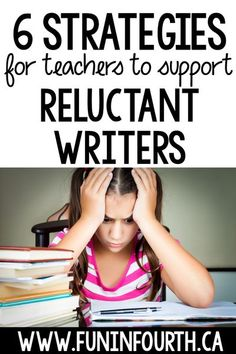 If you have reluctant writers in your classroom, you'll want to check out this blog post about how you can engage your students and 6 strategies you can use to find success with any reluctant… More