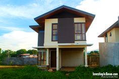Davao, Under Construction, Model Homes, Philippines, Shed, Real Estate, Outdoor Structures, Colleges, City