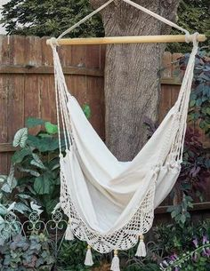 boho fringed cotton hammock chair beautiful sitting hammock enjoy the color proposed for the   of      rh   pinterest