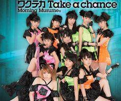 Wakuteka Take a chance Morning Musume [CD]