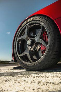 Koenigsegg Carbon Rims