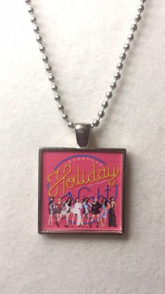 A personal favorite from my Etsy shop https://www.etsy.com/listing/574076227/snsd-girls-generation-holiday-night