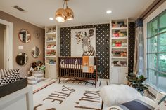 A TIMELESS NURSERY - Eclectic - Kids - Images by Turnstyle Design, LLC.   Wayfair