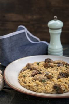 Chicken Recipes, Chicken Meals, Risotto, Food To Make, Pasta, Cooking, Ethnic Recipes, Drink, Blog