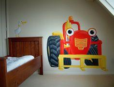 muurschildering Cars - Google Search