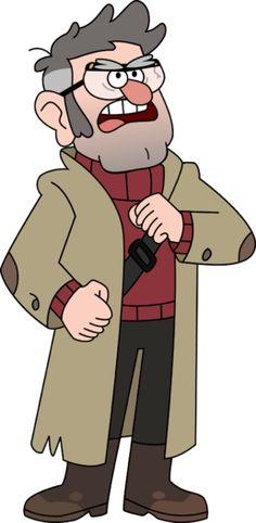 Gravity Falls Uncle Stan | Stanford Pines - Gravity Falls Wiki - Wikia