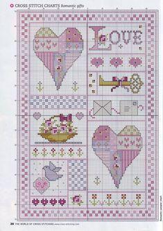 Gallery.ru / Фото #17 - The world of cross stitching 121 - tymannost