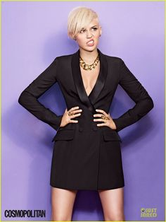 miley cyrus | Miley Cyrus- Cosmopolitan Magazine - March 2013
