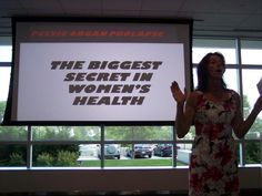 Presentation at Coloplast in Minneapolis, MN.