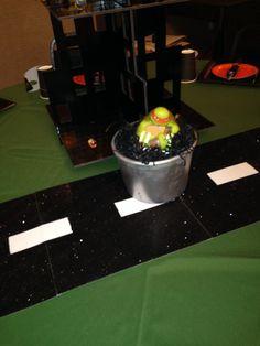 Ninja Turtle Party  | CatchMyParty.com