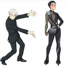 Boom! My yuuri! my bae! my fiance! (spoilers if you dont want to know..) TOO BAD!!
