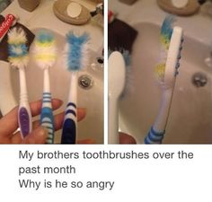Why Is He So Angry