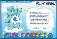 https://flic.kr/p/4scnQv | bedtime_52 | Brought To You By www.poseablepalce.com Care Bears Are A Registered Trademark of TCFC.