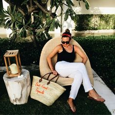 """Custom embroidered """"But First Tequila"""" Poolside Bags Straw Beach Tote in Anguilla"""