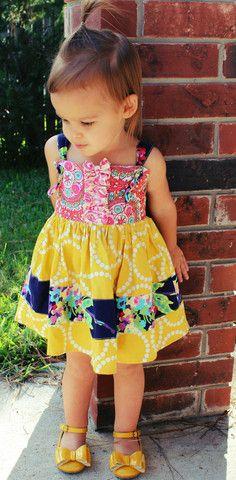 yellow dress almart topia