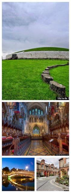 In Dublin gibt's mehr zu sehen als das Guinness Storehouse! #sprachreisen #irland | Kolumbus Sprachreisen https://www.kolumbus-sprachreisen.de/sprachreisen/erwachsene/englisch/irland